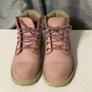 Little Girl's Timberland Boots